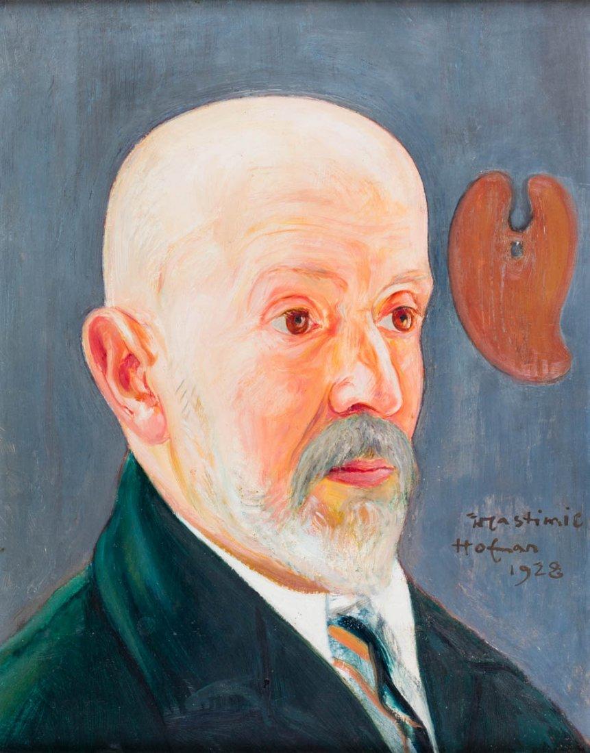 Jacek Malczewski, 1928