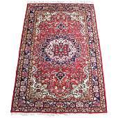 Pair of Turkish Oushak Rugs, 2 Identical rugs
