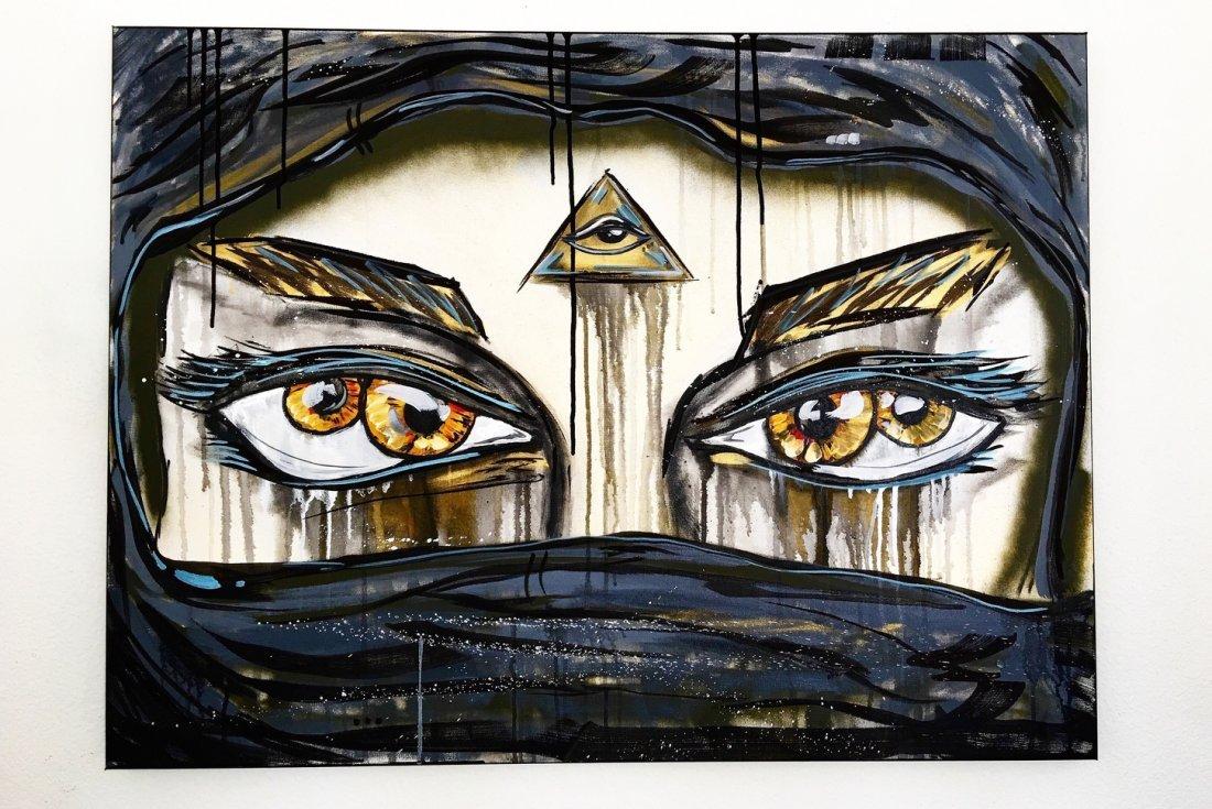 """""""Sneak Eyes""""  by WIJ..."""