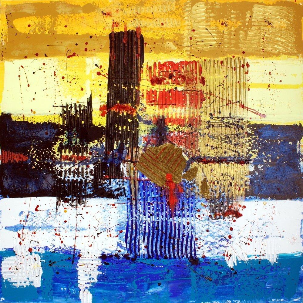 """The City Lights"" by Tadas Zaicikas"