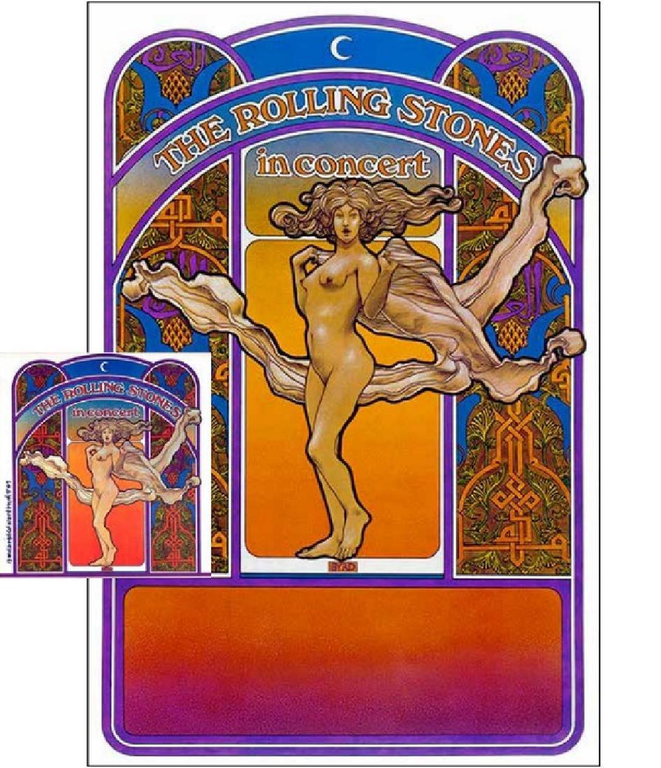 Rolling Stones 1969 Tour