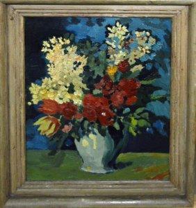 """""""Bouguet en Vase"""" by Louis Valtat"""