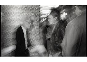 """""""unpublished Photograph Of Andy Warhol #1"""" By Franco"""