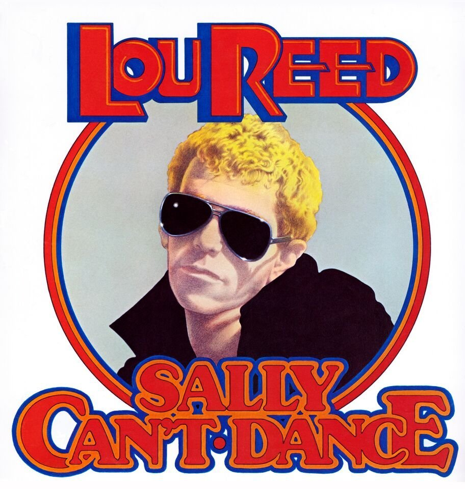 """""""Lou Reed: Sally Can't Dance"""" (1975)"""