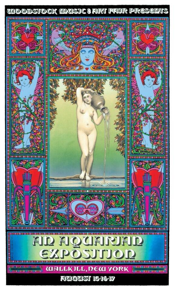 """Woodstock: Wallkill Music & Arts Fair"" (1969)"