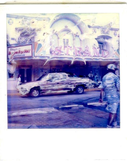 """""""Key West Polaroids #1"""" (2005)"""