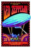 Led Zeppelin at the Fillmore East by David Edward Byrd