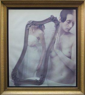 """""""Polaroid 2: Nude"""" by Joyce Tenneson"""