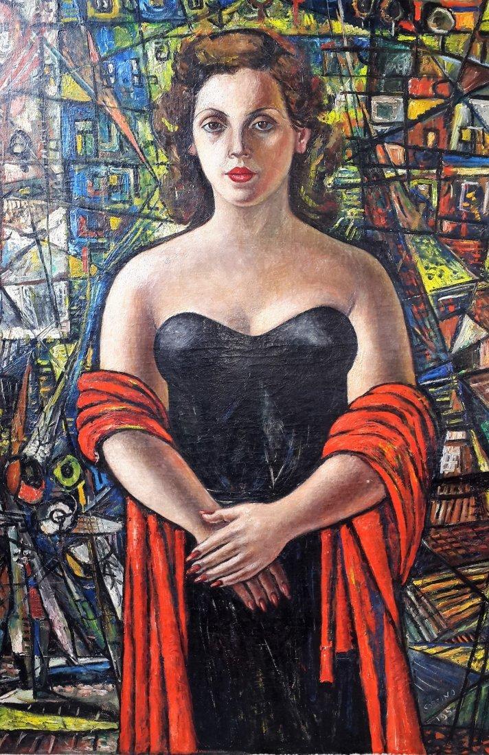 Retrato de Eloisa Carbonell de Sobrino