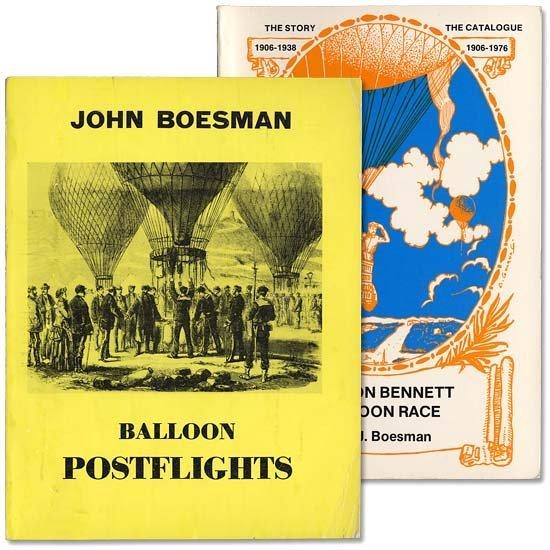 10: 1968 HOLLAND TWO CATALOGS BY JOHN BOESMAN