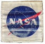 669 1975 FLOWN NASA PATCH