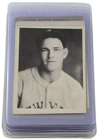 22: 1939-41 PLAY BALL COLLECTION