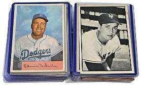 24 194855 BOWMAN COLLECTION WITH STARS
