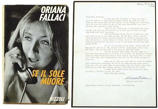 17: 1965 SE IL SOLE MUORE BY ORIANA FALLACI