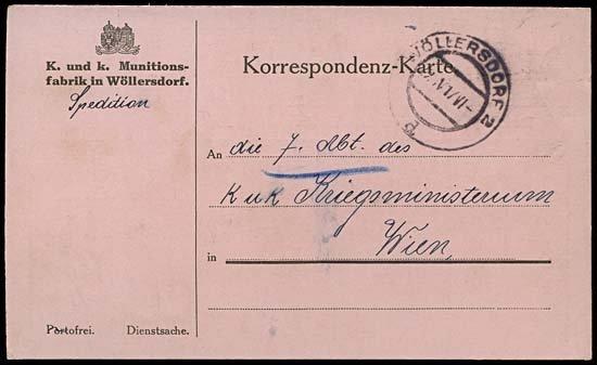 1991: 1914 KUK AMMUNITION FACILITY AT WOELLENSDORF