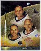 2342: 1969 CREW SIGNED POSTER