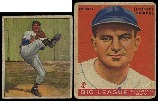 23: 1930s-50s CHILDHOOD COLLECTION: CARDS