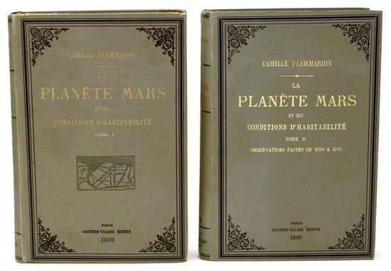 5: LA PLANETE MARS', VOL I &* II