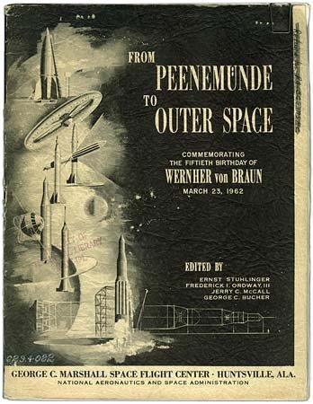 16: 1962 'FROM PEENEMUENDE TO OUTER SPACE'
