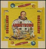 149 c1969  NEIL ARMSTRONG PROMOTIONAL ADVERTISING ITE