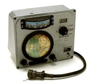 531: 1980s  SOYUZ SPACECRAFT ASTRONAVIGATOR