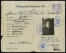 1916 1920s40s WWII GERMAN FAMILY ARCHIVE
