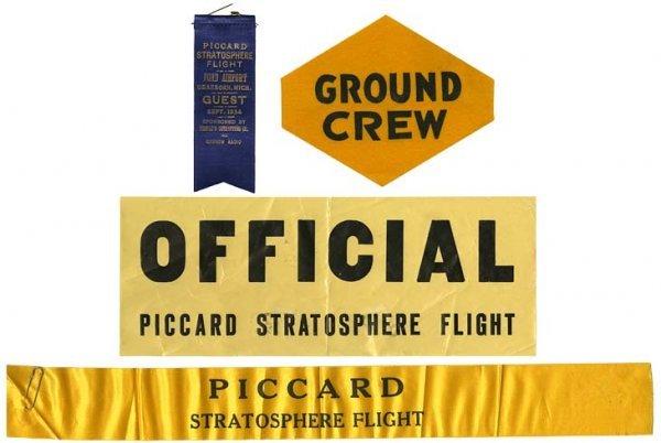 11: 1934  JEAN PICCARD'S STRATOSPHERIC BALLOON FLIGHT