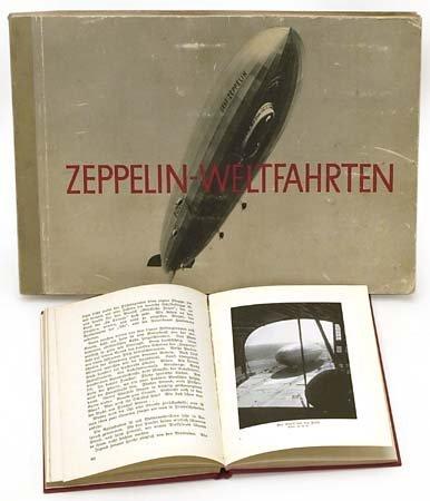 15: 1928-32  TWO ZEPPELIN BOOKS