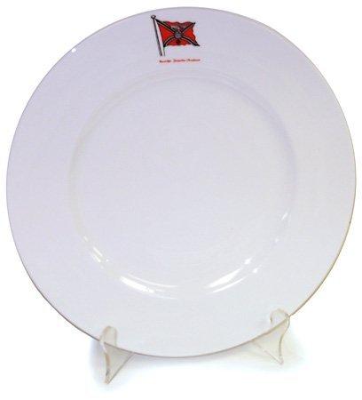 18: 1930s  DZR GROUND SERVICE PLATE