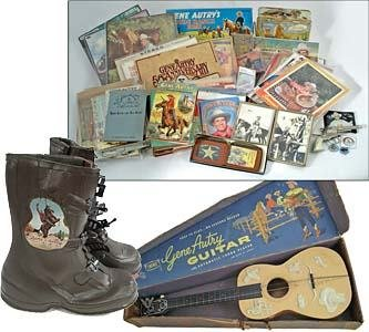 17: GENE AUTRY COLLECTION