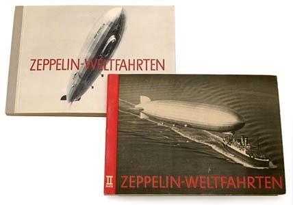333: ZEPPELIN PHOTO CARD BOOKS, CHOICE CONDITION