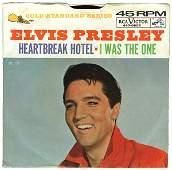 117 1964 HEARTBREAK HOTELI WAS THE ONE RCA 447060