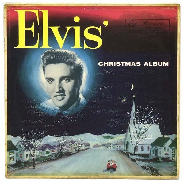 357: NEW ZEALAND: ELVIS CHRISTMAS ALBUM (LOC-1035)