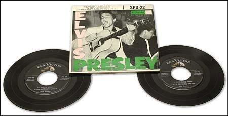 14: 1956 EARLY ELVIS 2 DISC EP