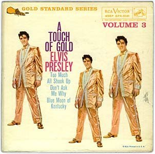 22: 1960/RARE EARLY RECORDS/'TOUCH OF GOLD' VOL 3