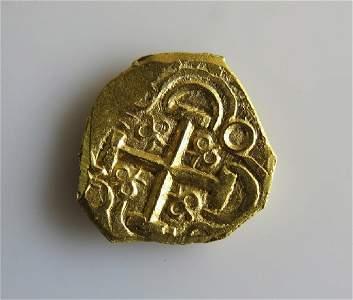1715 2 Escudo Gold - Fleet-Queens Jewels LLC - 300th