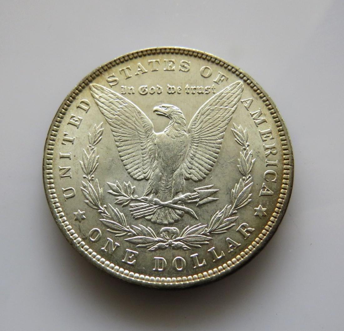 1896 Morgan Dollar Choice BU - 2
