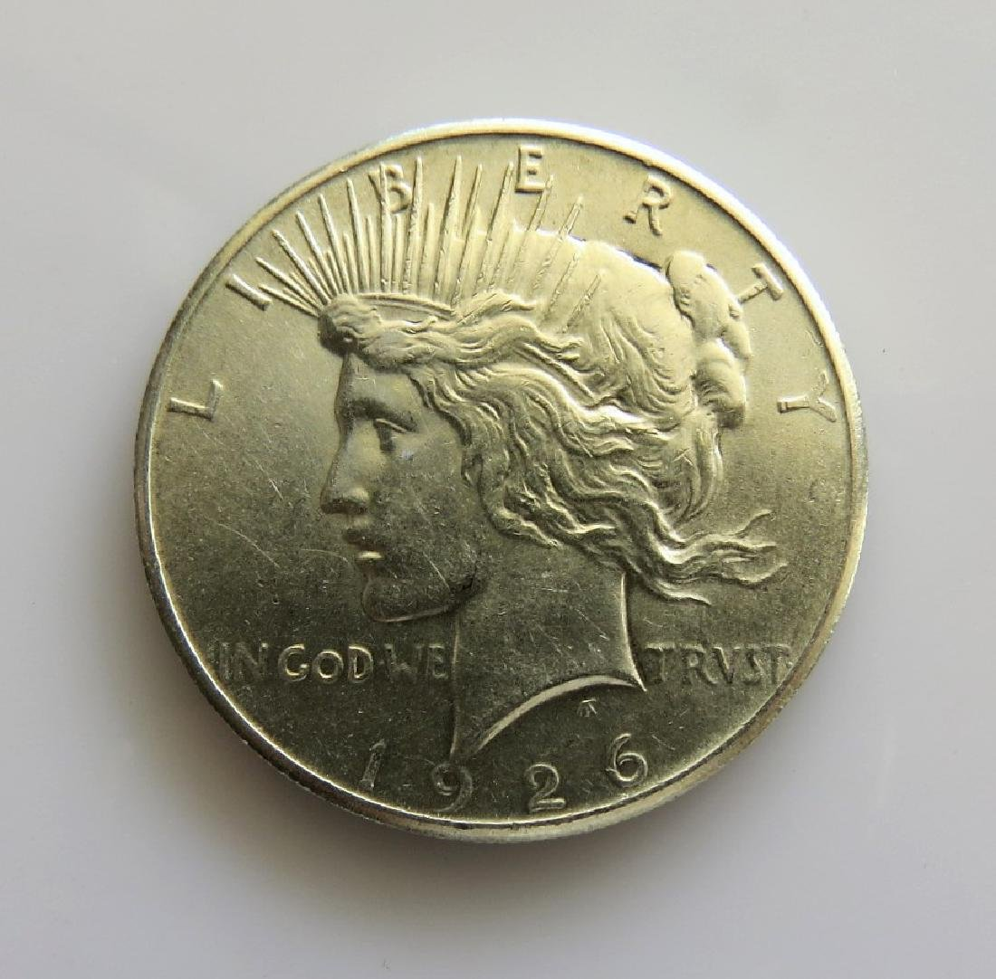 1926 Peace Dollar Choice Uncirculated