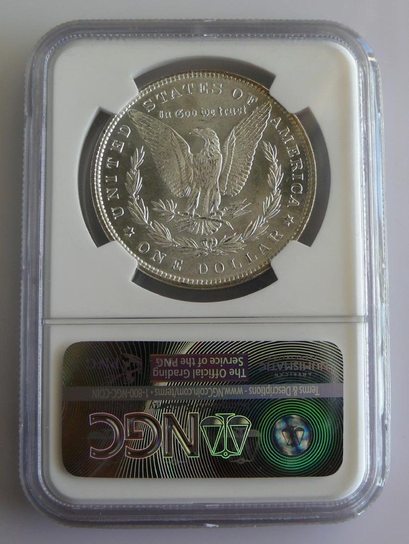 1898 Morgan Dollar MS64 - 2