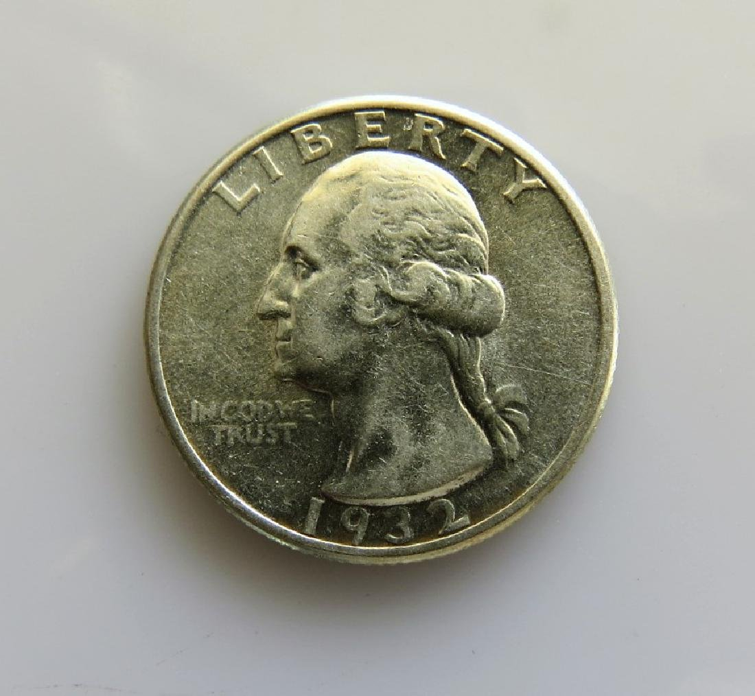 1932 Washington Quarter Choice Uncirculated
