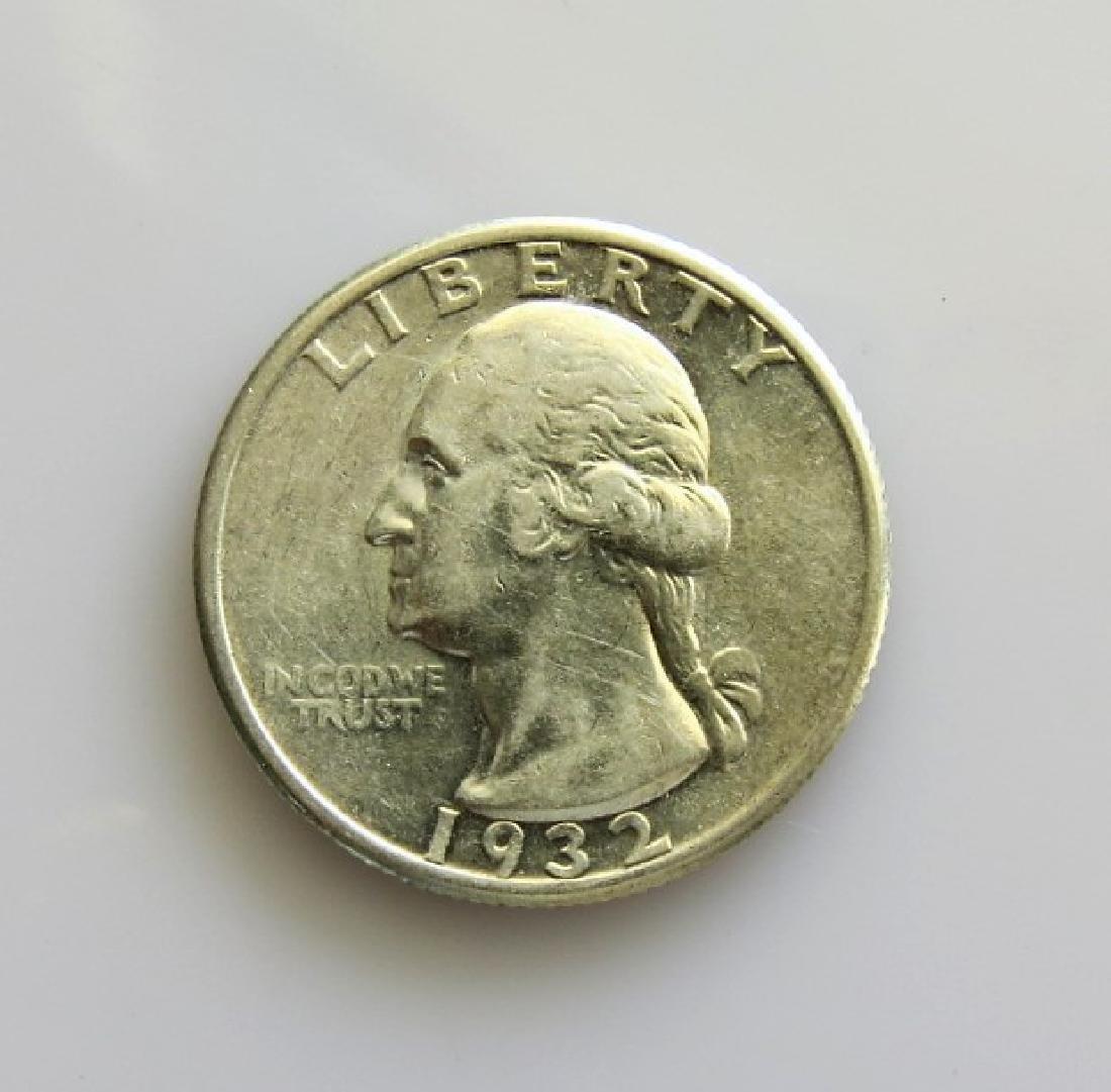 1932 Washington Quarter Choice Uncirculated