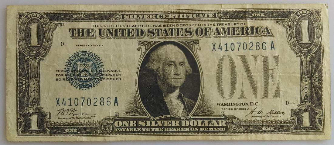 A Nicer circulated 1928-A