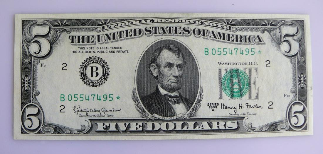 1929 Brown Seal National Currency Note Bank of St Louis