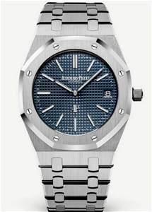 Audemars Piguet Royal Oak Jumbo Extra Thin Watch