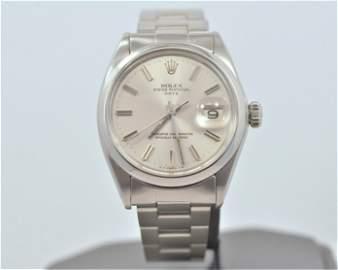 Rolex Date Watch Model 1500 SN: 221xxx