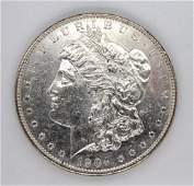 1904O Morgan Silver Dollar Choice PL Unc