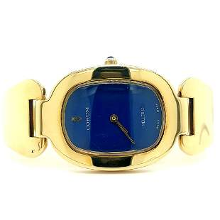 Corum Mellerio 18K YG Swiss Watch