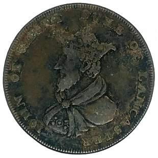 1792 GB Shakespeare Half Penny Condor Token XF