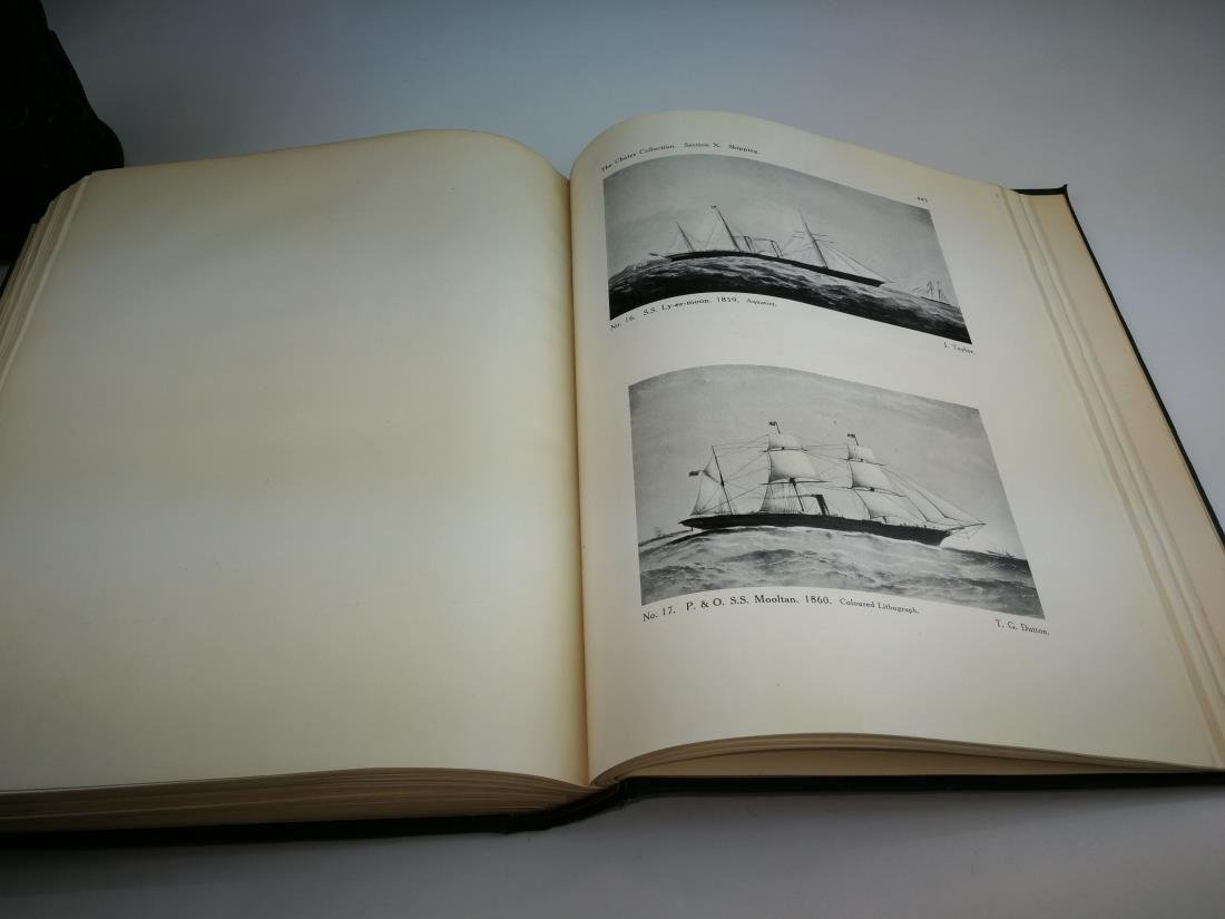 Book THE CHATER COLLECTION Limited Copies In 1924 - 10