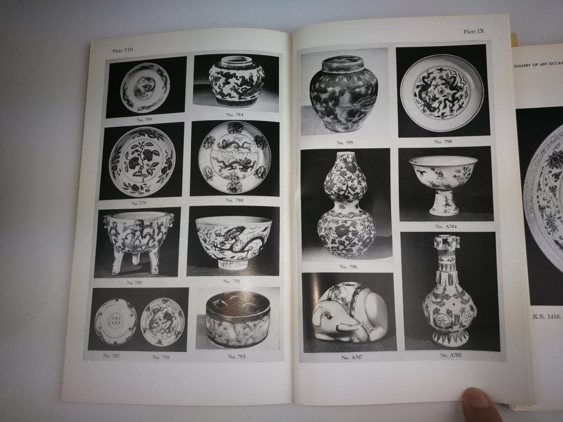 3 Books Chinese Ancient Porcelain Art - 6